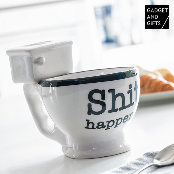 Taza Toilette Gadget and Gifts